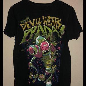 The Devil Wears Prada   Vintage Scene Shirt   Sz S